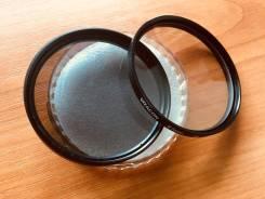 Комплект из двух фильтров Vitacon 67 мм: полярик и УФ. диаметр 67 мм