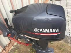 Yamaha. 9,90л.с., 2-тактный, бензиновый, нога S (381 мм), 2017 год год. Под заказ
