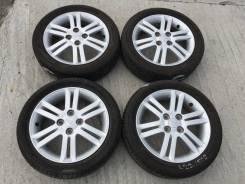 """165/55 R15 Dunlop SP Sport 300 литые диски 4х100 (L22-1502). 4.5x15"""" 4x100.00 ET45"""