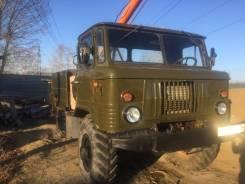 ГАЗ 66. Продаётся Ямобур на базе Газ 66, 4 250куб. см.