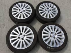 """165/55 R15 Bridgestone Playz литые диски 4х100 (L22-1504). 5.5x15"""" 4x100.00 ET50 ЦО 60,0мм."""