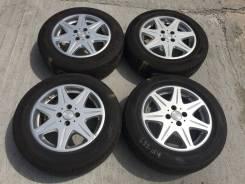 """185/65 R15 Dunlop Enasave EC203 литые диски 4х100 (L22-1511). 6.0x15"""" 4x100.00 ET43"""