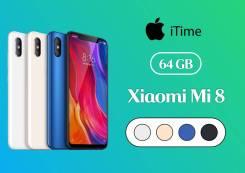 Xiaomi Mi8. Новый, 64 Гб, 3G, 4G LTE, Dual-SIM, NFC
