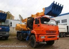 Tatra UDS-114. Продается новый Экскаватор-планировщик Tisovec UDS-114R КамАЗ-43118, 11 000,00куб. м.