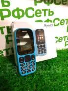 Nokia 105 2017. Новый, Синий, Кнопочный