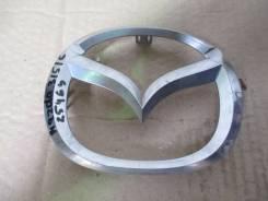 Эмблема. Mazda Mazda3, BK, BL, BM Mazda Mazda6, GG, GH Mazda Mazda5, CR Двигатель BLA2Y