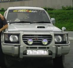 Продам автомобиль mitsubishi pajero 1996 года, в хорошем состояния тор