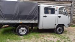 УАЗ 39094 Фермер. Продается отличный УАЗ фермер, 2 700куб. см., 3 000кг., 4x4