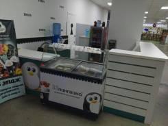 Торговая точка по продаже мороженого