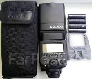 "Вспышка фотовспышка Canon Speedlite 580EX II """
