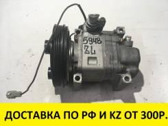 Компрессор кондиционера. Mazda: Training Car, Premacy, Familia, 626, 323, Capella Двигатели: ZLDE, ZLVE