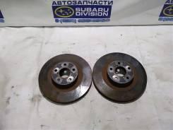 Диск тормозной. Subaru Outback, BP9, BPH, BPE, BPELUA Двигатели: EJ25, EZ30, EZ30D
