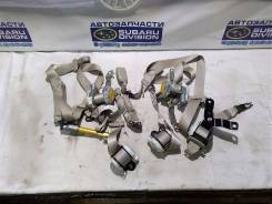 Ремень безопасности. Subaru Outback, BP, BP9, BPE, BPH Двигатели: EJ25, EZ30