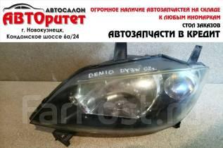 Фара. Mazda Demio, DY3R, DY3W, DY5R, DY5W