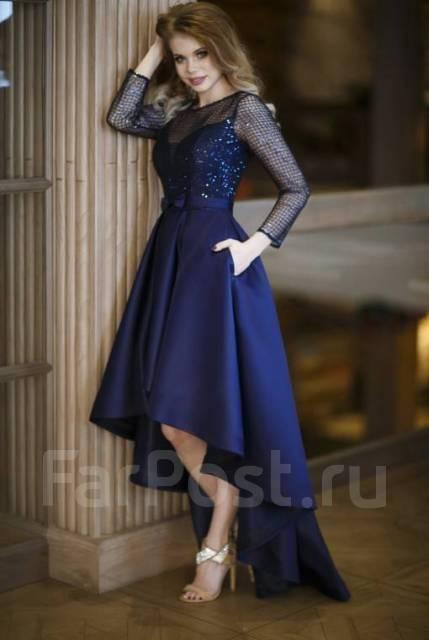 9946f11840f2eba Вечернее платье от салона