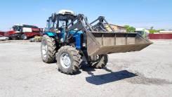 МТЗ 1221. Продается трактор с фронтальным погрузчиком, 130 л.с.