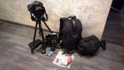 Canon EOS 7D. 20 и более Мп