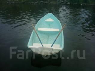 Лодка. длина 4,50м., 6,00л.с.