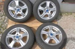 """Bridgestone FEID. 6.0x15"""", 5x100.00, ET45, ЦО 72,0мм."""