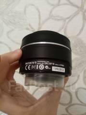 Объектив Sony SAL50F18 Для Sony A. Для Sony A, диаметр фильтра 49 мм