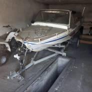 Казанка-5. 2006 год год, двигатель подвесной, 60,00л.с., бензин