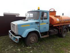 ЗИЛ 130. Продается Зил-130 ПАЗС-462 топливо заправщик, 6 500кг.