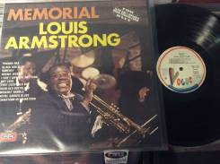 JAZZ! Луи Армстронг / Louis Armstrong - Memorial - FR LP