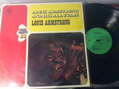 JAZZ! Луи Армстронг /Louis Armstrong and his all stars - NL LP