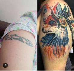 Мастер художественной татуировки Неприлично низкие цены