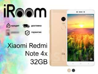 Xiaomi Redmi Note 4X. Новый, 32 Гб, Черный