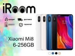 Xiaomi Mi8. Новый, 256 Гб и больше
