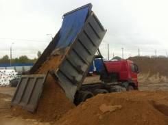 Аренда/Услуги самосвала 16м3 Вывоз грунта, мусора, скала, щебень, уголь