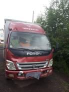 Foton. Продам фургон Фотон 5тонн, 4 100куб. см., 5 000кг.