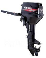Hangkai. 9,80л.с., 2-тактный, бензиновый, нога S (381 мм), 2018 год год