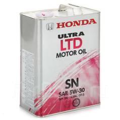 Honda Ultra Ltd. Вязкость 5W-30, синтетическое