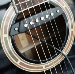 Пикап акустической гитары