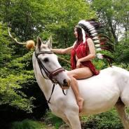 Конные прогулки, фотосессии с лошадьми. Вольно-Надеждинское.