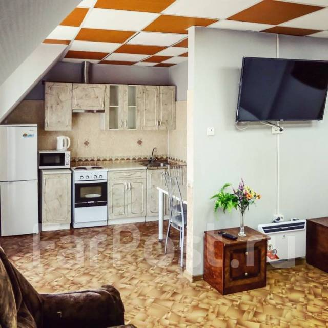 """Мини-гостиница """"Теремок"""" п. Трудовое - уютные квартиры по низкой цене!"""