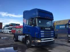 Scania R124. Topline, 12 000куб. см., 19 000кг.