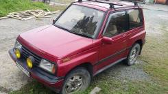 Suzuki Escudo. автомат, 4wd, 1.6 (74л.с.), бензин, 252 278тыс. км