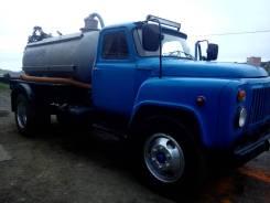 ГАЗ 53. Газ 53 шамбо, 4 500куб. см., 4 000кг.