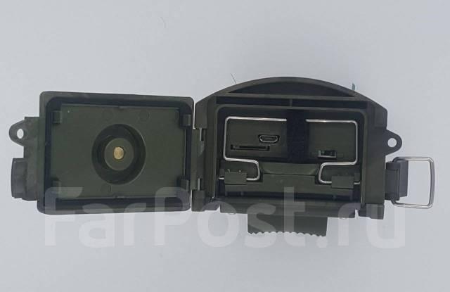 Фотоловушки, лесные камеры.