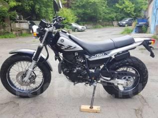 Yamaha TW 225. 225куб. см., исправен, птс, без пробега