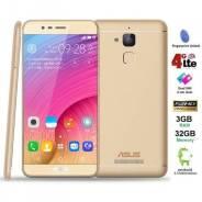 Asus ZenFone 3 Max. Новый, 32 Гб, Золотой, 4G LTE, Dual-SIM