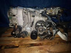 Двигатель в сборе. Toyota Previa, TCR10, TCR20, TCR11, TCR21 Toyota Estima, TCR10, TCR10W, TCR11, TCR11W, TCR20, TCR20W, TCR21, TCR21W Двигатели: 2TZF...