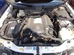 Двигатель в сборе. Mercedes-Benz E-Class, S210, W210
