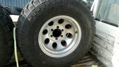 "Mickey Thompson. 10.0x16"", 6x139.70, ET-24, ЦО 108,0 мм."