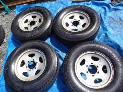 "Комплект летних колес на дисках 215/80/15 (20-11). 6.0x15"" 6x139.70 ЦО 117,0мм."