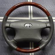Руль. Toyota: Nadia, Land Cruiser, Ipsum, Hilux Surf, Noah, Land Cruiser Prado, Estima, Brevis, Allion, Alphard, Aristo, Avensis, Avensis Verso, Picni...