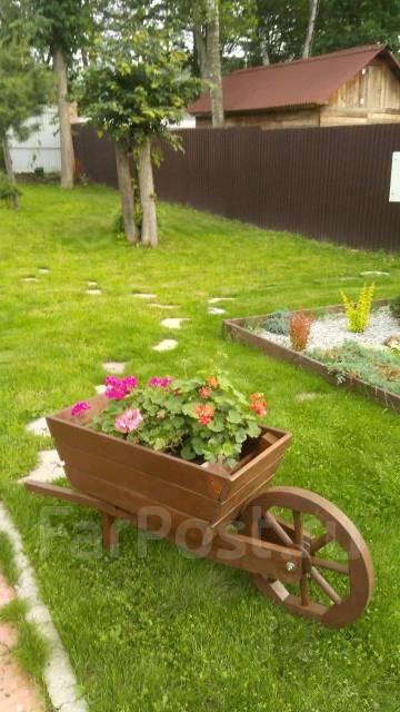 Садовый декор.